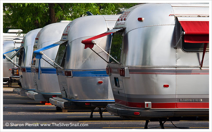 Spirit of Cleveland airstream rally